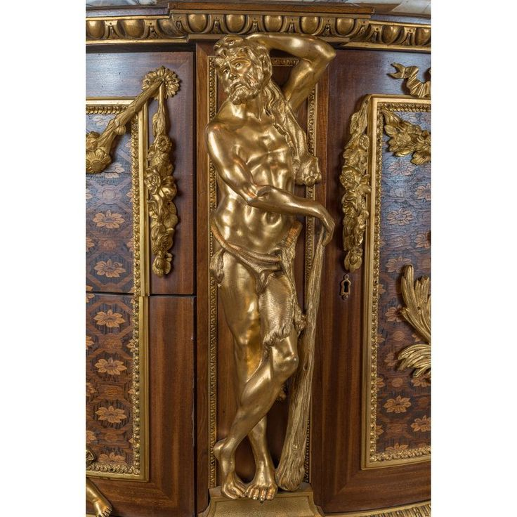 Antique Furniture – French Louis XVI Gilt-Bronze Mounted, Mahogany and Armorial …   – Buying List