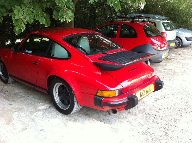 88 Porsche 3.2 Carrera Coupe