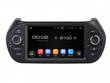 Autoradio GPS DVD Peugeot Bipper (2008-2016) S160 Android 5.1.1 avec HD Ecran tactile Support Smartphone Bluetooth kit main libre Microphone RDS CD SD USB 3G Wifi TV MirrorLink