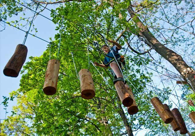 The Aerial Forest Adventure Park at Harpers Ferry is the newest addition to River Riders offerings.  Only 1 hour from the Washington, DC, Baltimore, Maryland, and Northern Virginia areas, Harpers Ferry is a world away yet close enough for a day trip!