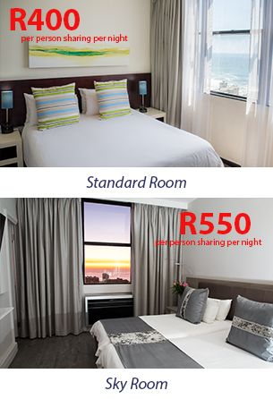 Special Room rates at the The Ritz Hotel in Sea Point this Winter - including during the school holidays!
