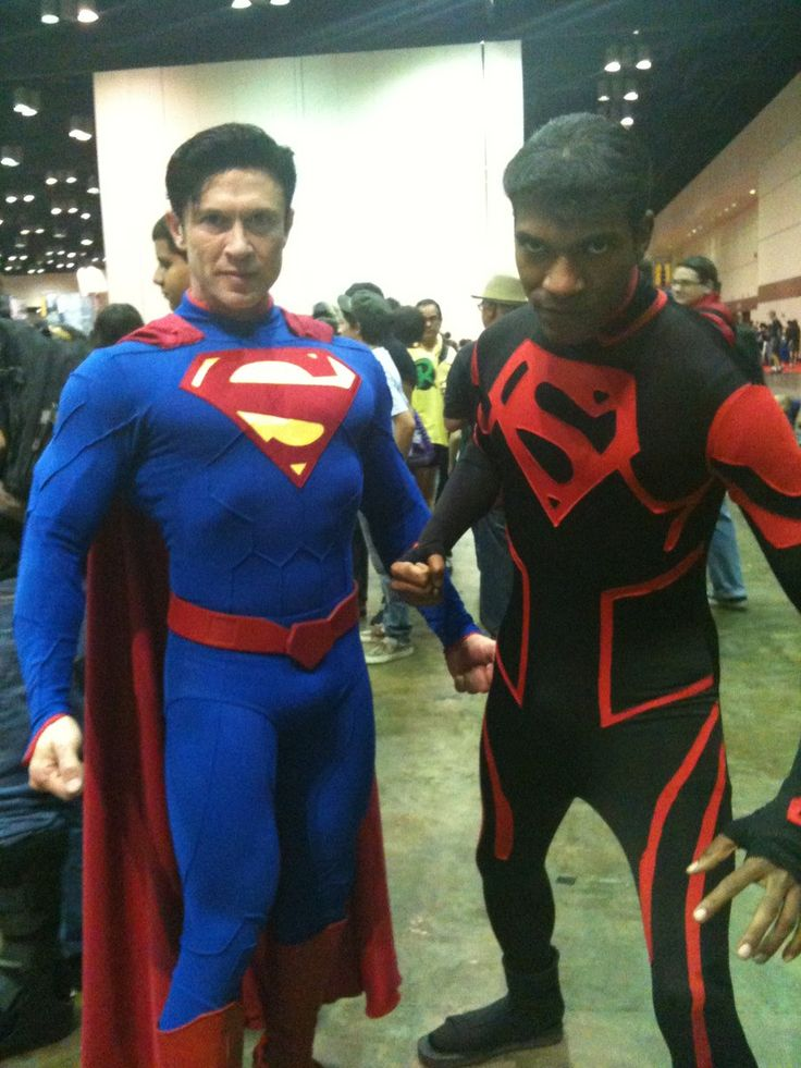 superman superboy new 52 cosplay justice league