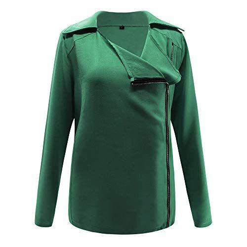 Enjoy exclusive for Winter Coats Women, Women Zipper Long Sleeve Coat Jacket Parka Outwear Cardigan Coat Tops online 2