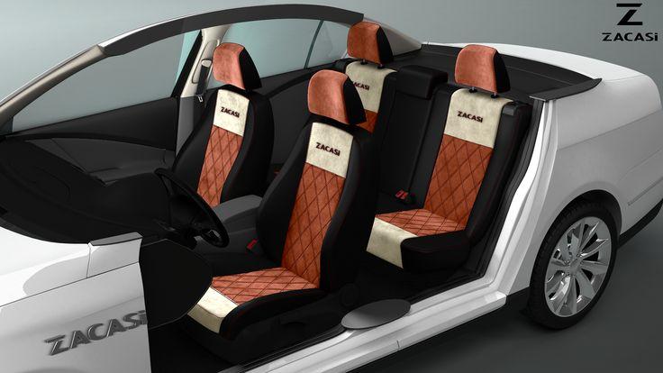 Now you are the designer!  #zacasi # carinterior #leatherimitation #seatstyler #seatcover #configurator #design #designer #interior #carinterior #audi #bmw #ford #mercedes #mini #special