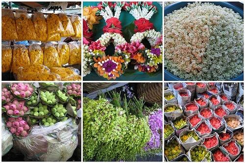 phuket flower market