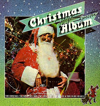 For Sale - Phil Spector Phil Spector's Christmas Album UK  vinyl LP album (LP record) - See this and 250,000 other rare & vintage vinyl records, singles, LPs & CDs at http://eil.com