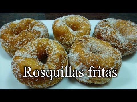 Damereceta.com - Rosquillas fritas ¡Receta casera!