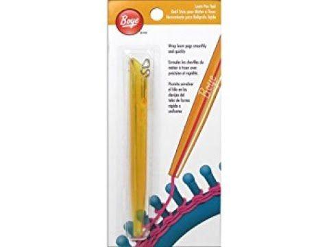 Product UnBoxing: Boye Loom Pen Tool - YouTube