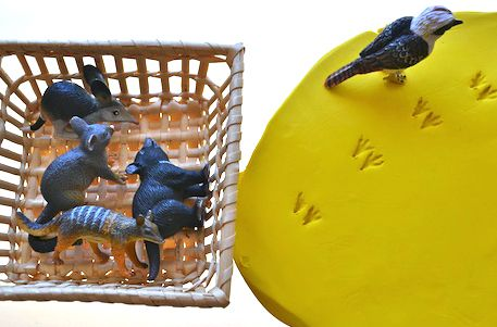 Five great Montessori inspired activities about ANIMALS!