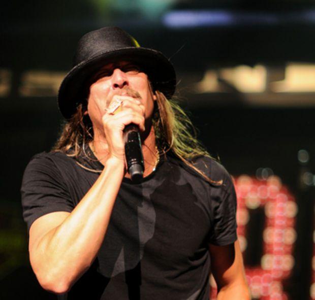 Kid Rock delights crowd in return to Allegan County Fair | MLive.com