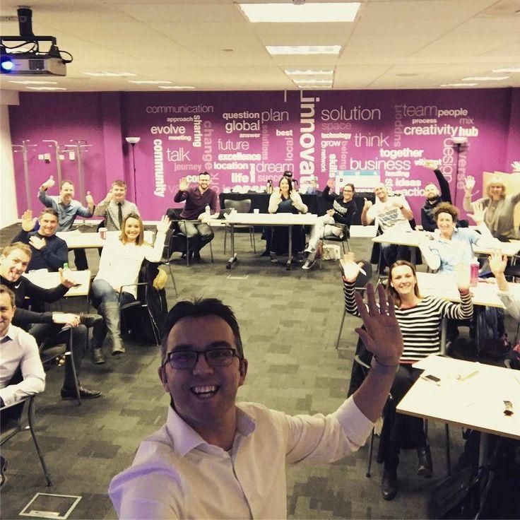 #smiles at Embrace the Space!! #EmbracetheSpace #SocialMediaTraining #SocialMedia #Glasgow #NSDesign #alwayslearning #masterclass #facebookforbusiness #instagramforbusiness #twitterforbusiness