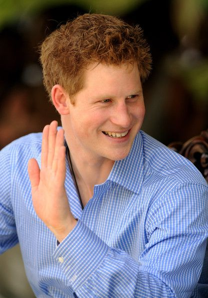 Prince Harry Photos - Prince Harry Visits Barbados - Day 2 - Zimbio