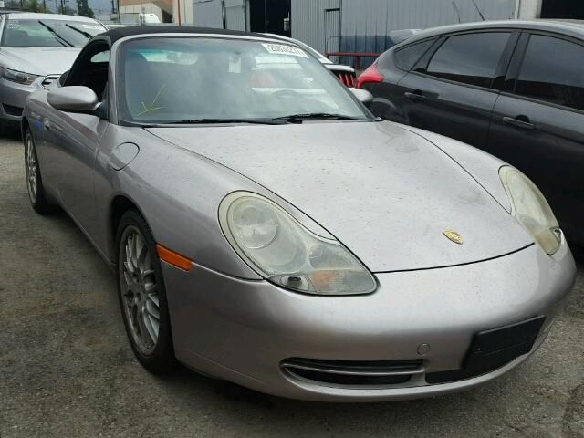 2001 #Porsche 911 for Sale at #Salvage Title #CarsAuction. Get more details at http://www.autobidmaster.com/carfinder-online-auto-auctions/lot/20835237/COPART_2001_PORSCHE_911_CARRER_SALVAGE_CERTIFICATE_SUN_VALLEY_CA/