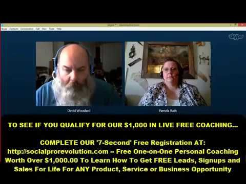 Social Pro Revolution Free Coaching Movement  - The True Story Of Pamela Rath... - YouTube