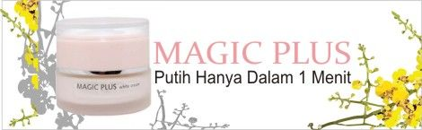 Harga Magic Plus White Cream