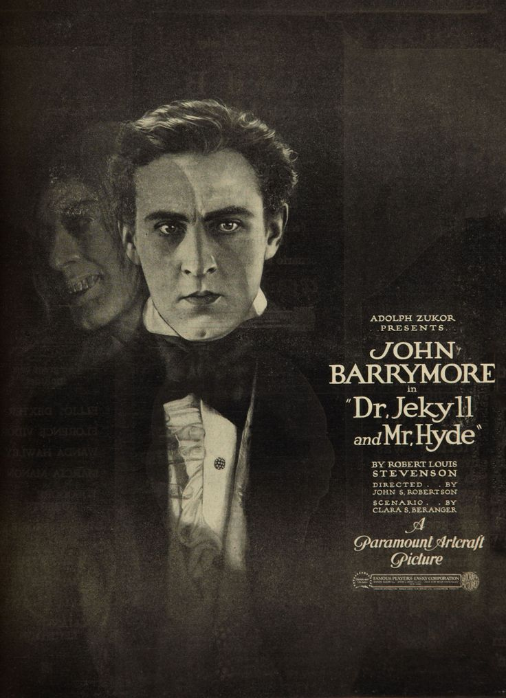 hyde in dr jekyll and mr hyde Dr henry jekyll and his alternative personality, mr edward hyde, is a fictional character in robert louis stevenson's 1886 novella strange case of dr jekyll and mr hyde he is the title character , but the main protagonist is gabriel john utterson.
