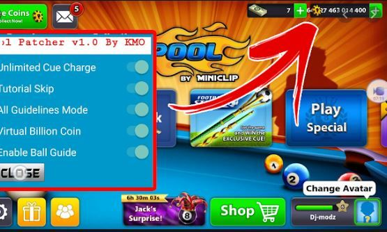 8 Ball Pool Hack Generator 2020 Free Coins Cash Cheats