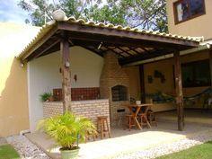 Fazer deck com churrasqueira - Itapissuma (Pernambuco)   Habitissimo