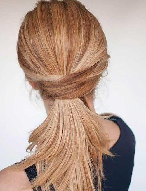 20 Impressive Job Interview Hairstyles: #9.