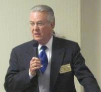 Grand Master Richard J. Stewart