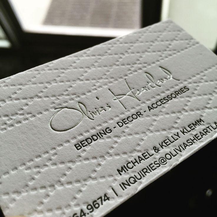 32 best Foil Stamped Business Cards images on Pinterest | Business ...