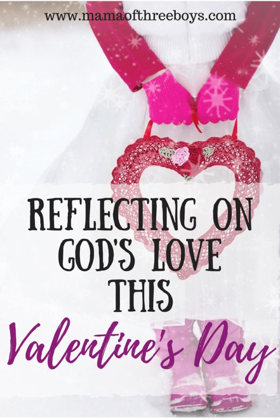 Reflecting on God's Love this Valentine's Day   | Christianity