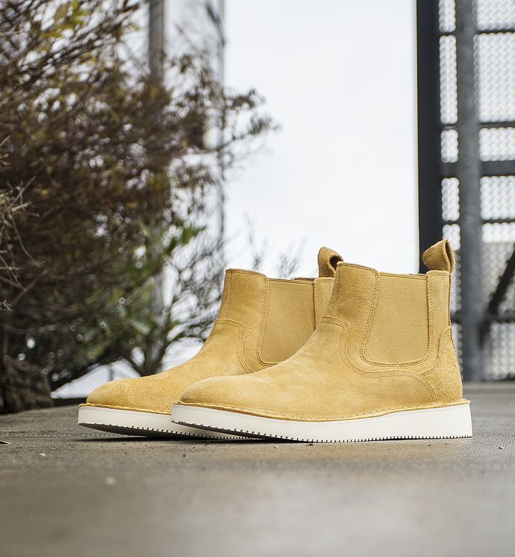 Now that's what we call a collab! Timberland team up with Publish on an exclusive capsule collection. It's time to upgrade your Chelsea boots gents!