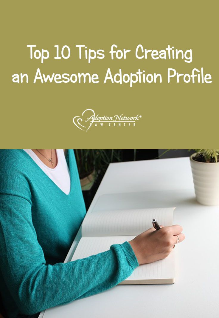 Create the best adoption profile from the