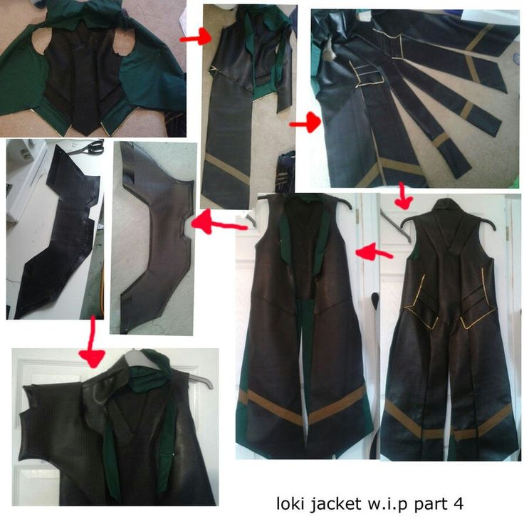 83 best lady loki costume ideas images by rhyanon on pinterest part 4 of making my loki jacket the shoulder piece isnt sewn onit still needs work the tails were a bitch to get right but slowly its coming tog loki solutioingenieria Choice Image