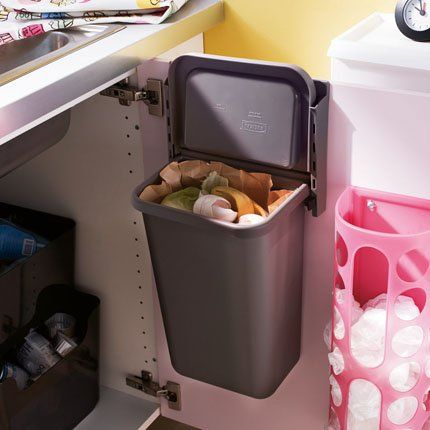 bac compost rationell ikea composting and storage. Black Bedroom Furniture Sets. Home Design Ideas