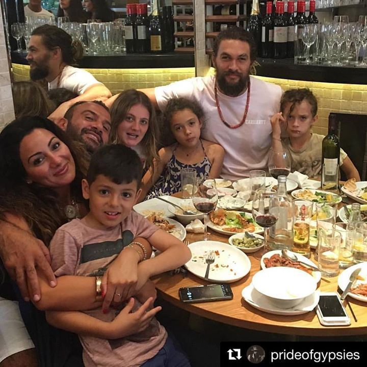 Jason Momoa S Cutest Dad Moments On Instagram: 293 Best Zoe,Lola & Lil' BIG MAN Images On Pinterest