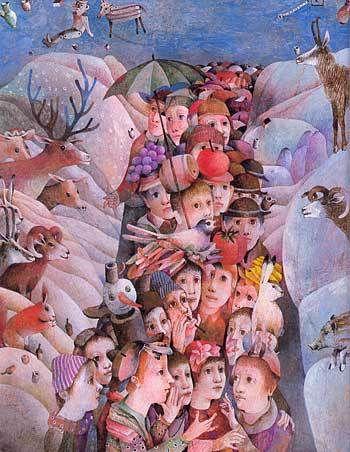 December's Travels – Dusan Kallay & Mischa Damjan,