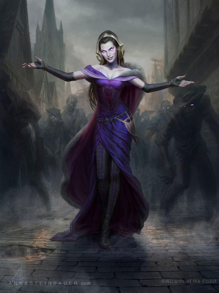 MtG Liliana, the Last Hope by depingo.deviantart.com on @DeviantArt