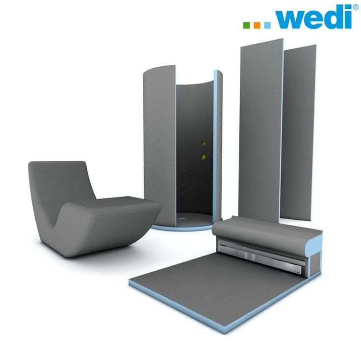 wedi shower systems distributes inert stable light weight thermally insulating waterproof