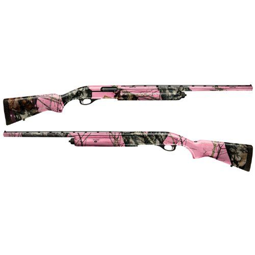 Mossy Oak Graphics 14004-BUP Break-Up Pink Shotgun and Rifle Camo Gun Kit