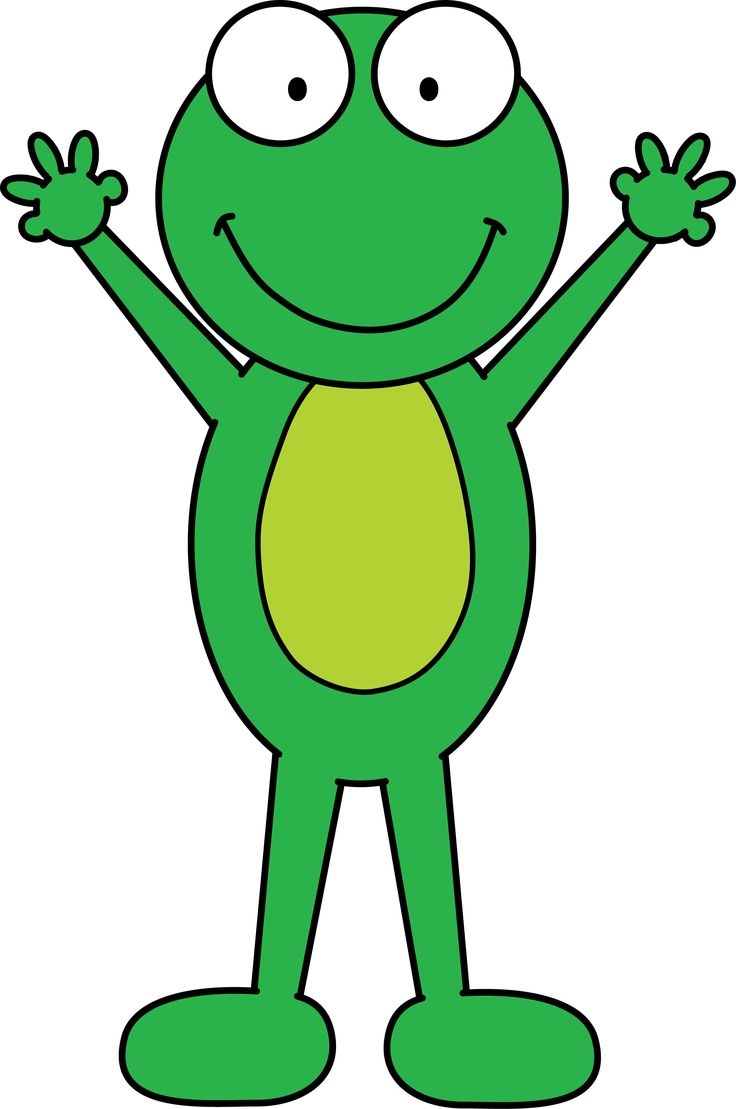 green frog clipart - photo #11