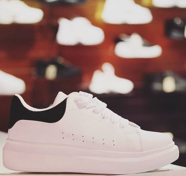 We are kind of obsessed with our new platform trainers And we think these  would look great on you  justsayin 623 White   29.99 …  bf159e102
