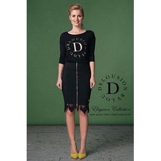 Delousion - skirt - meg