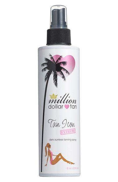 Women's Million Dollar Tan Tan Icon Extreme