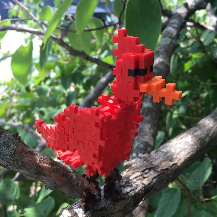 Hey @buildingblockstoys - a little bird told us that you're getting a Plus-Plus…