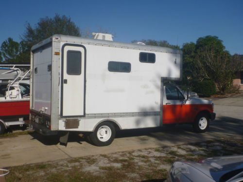 Used Pickup Campers >> Ford Box Truck camper RV Conversion | eBay | Truck camper, Uhaul truck, Camper