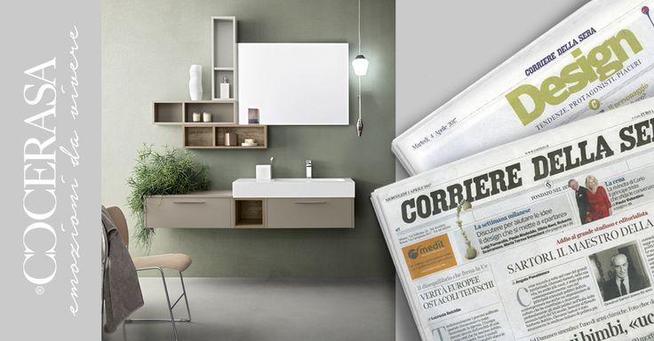 Corriere della Sera - Design - 4 Aprile 2017 #press #release