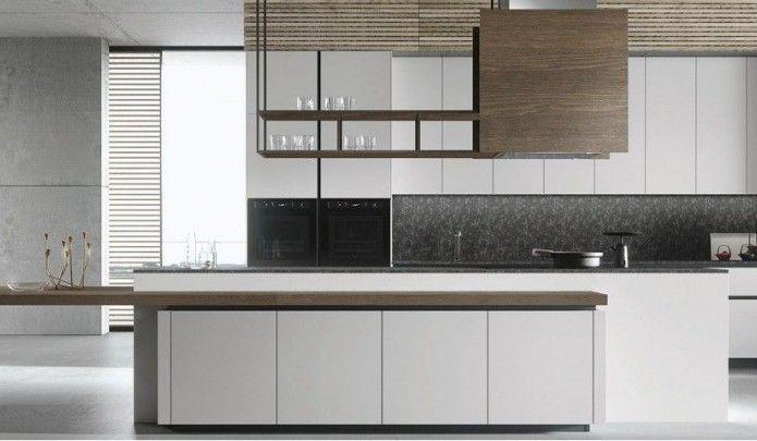 Collection System : Bespoke Kitchen Designs | Snaidero