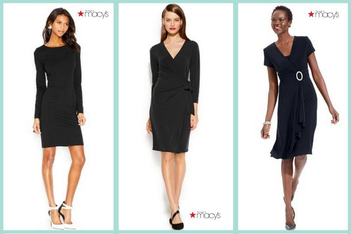 DO: A classic, sleeved black dress is the most appropriate funeral attire for women. #loveliveson