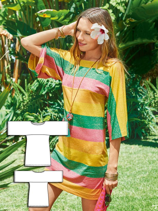 Sgt. Pepper: 6 New Women's Sewing Patterns