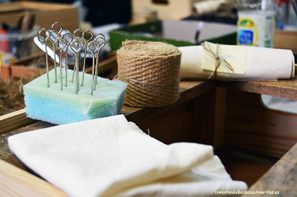 Taller de tapicer a tapicer a almohadones para sillas y - Talleres de tapiceria ...