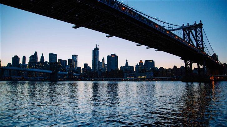 Manhattan Bridge Mac Wallpaper Download | Free Mac Wallpapers Download
