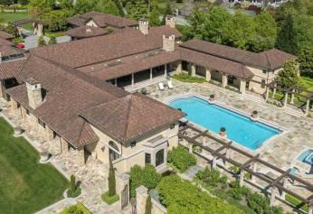 Inside a $26 Million Luxurious Bellagio-style Home
