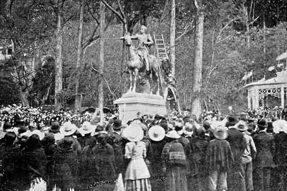 Exposición del Centenario 20 de julio de 1910, Bogota, Colombia.