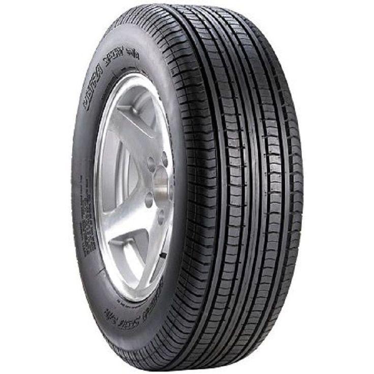 Carlisle Ultra Sport RH Trailer Tire - ST235/60R15
